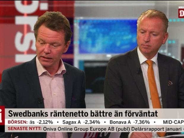 Swedbanks räntenetto bättre än väntat