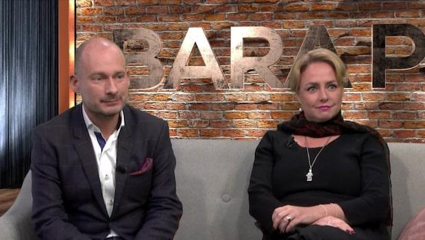 Bara Politik: 28 november - Intervju med Jenny Sonesson & Svend Dahl