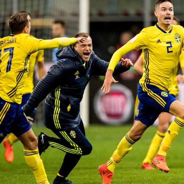 Sverige i VM 2018 – trupp med betyg och matcher a75cbb3a2260b
