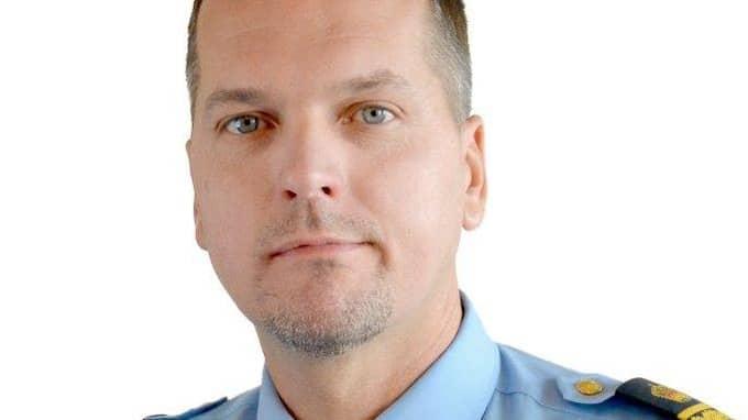 Polismästare Mats Karlsson avslöjar i en intervju med Kvällsposten att polisen i Malmö tvingas vidta drastiska åtgärder efter att antalet anmälningar slagit i taket. Foto: POLISEN/HELENA RALMARK