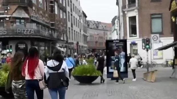 Danmark öppnar för resor för personer från hela Sverige