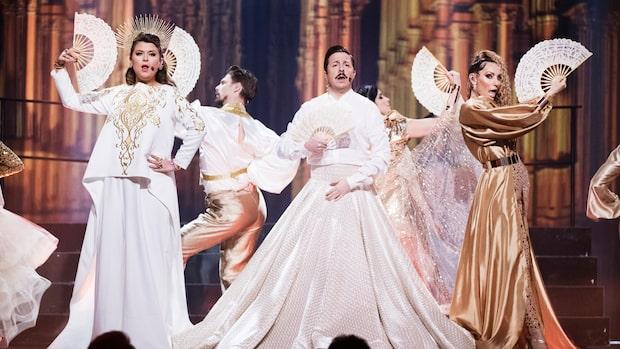 """Ändringarna i Melodifestivalen 2021: """"Kompenserar"""""""