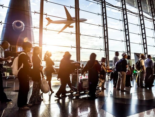 Priset för avbeställningsskyddet varierar stor, och det gäller inte om flygbolaget går i konkurs.
