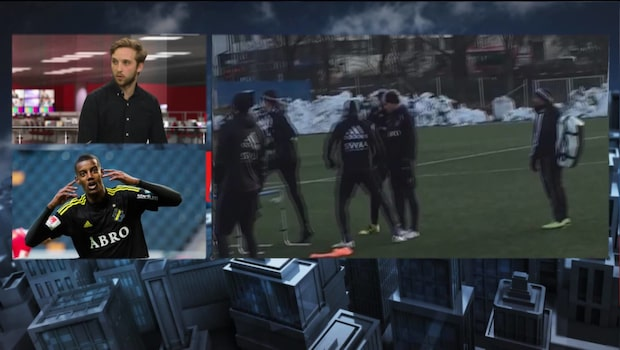 AIK kan straffas efter Isak-affären