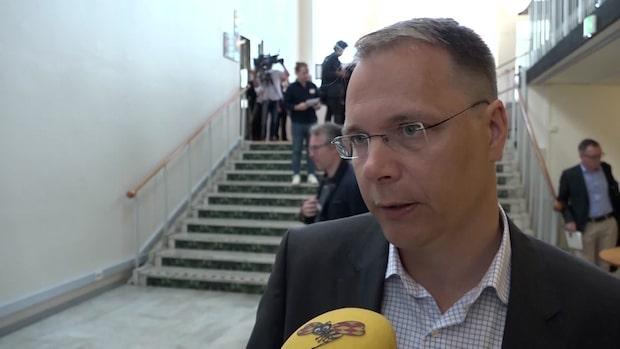 Aktiespararnas vd om Göran Perssons roll som Swedbank-ordförande
