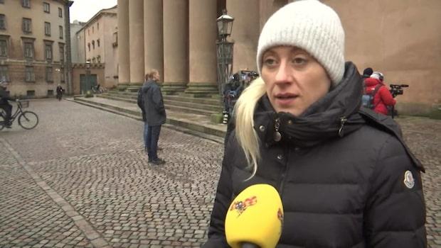 """Catarina Lundbäck: """"Detta är inte till åklagarens fördel"""""""