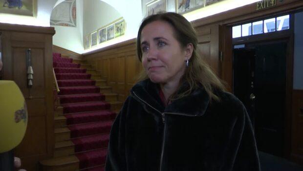 """Filippa Reinfeldt: """"Kände sorg när jag såg dagens votering"""""""