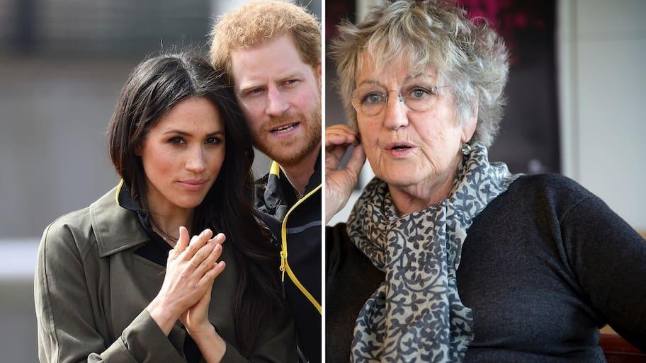 Feministens dom kring Meghan Markle och prins Harrys bröllop