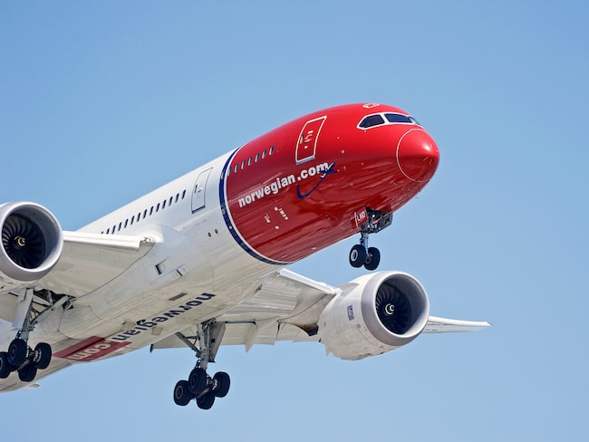 Norwegian har en av världens yngsta flygplansflottor med en genomsnittsålder på 3,8 år.