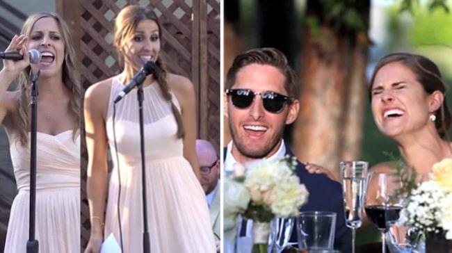 31e86719832c Ska du vara brudtärna eller hålla tal på din bästa väns bröllop?