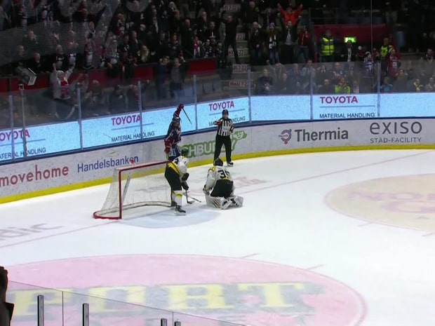 Höjdpunkter: Linköping-Brynäs