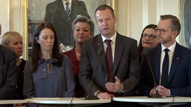 """Anders Ygeman (S): """"Vill jobba för att Sverige ska bli starkare"""""""