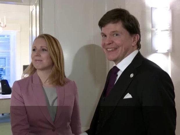 Dagens politik – Annie Lööf får uppdraget