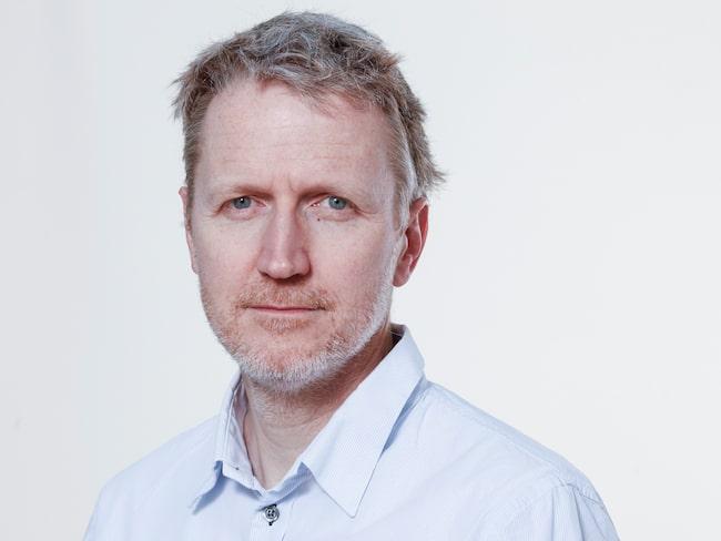 Expressens Jan-Erik Berggren.