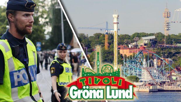 """Tjejer ofredas på Gröna Lund: """"Helt oacceptabelt"""""""