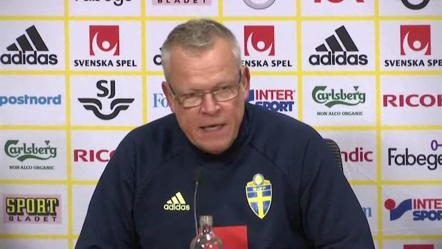 """Andersson inför avgörandet: """"Speciellt"""""""