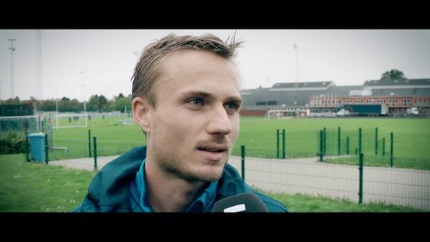 """FCK-svenskarna: """"Sveriges bästa lag mot Danmarks bästa lag"""""""