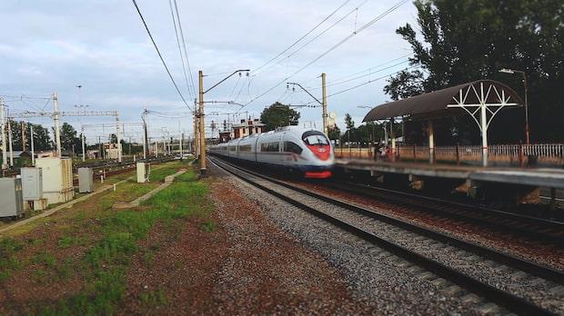 5 anledningar att välja tåget