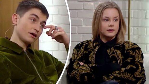 Molly Nutley och SVT-profilen har brutit förlovningen
