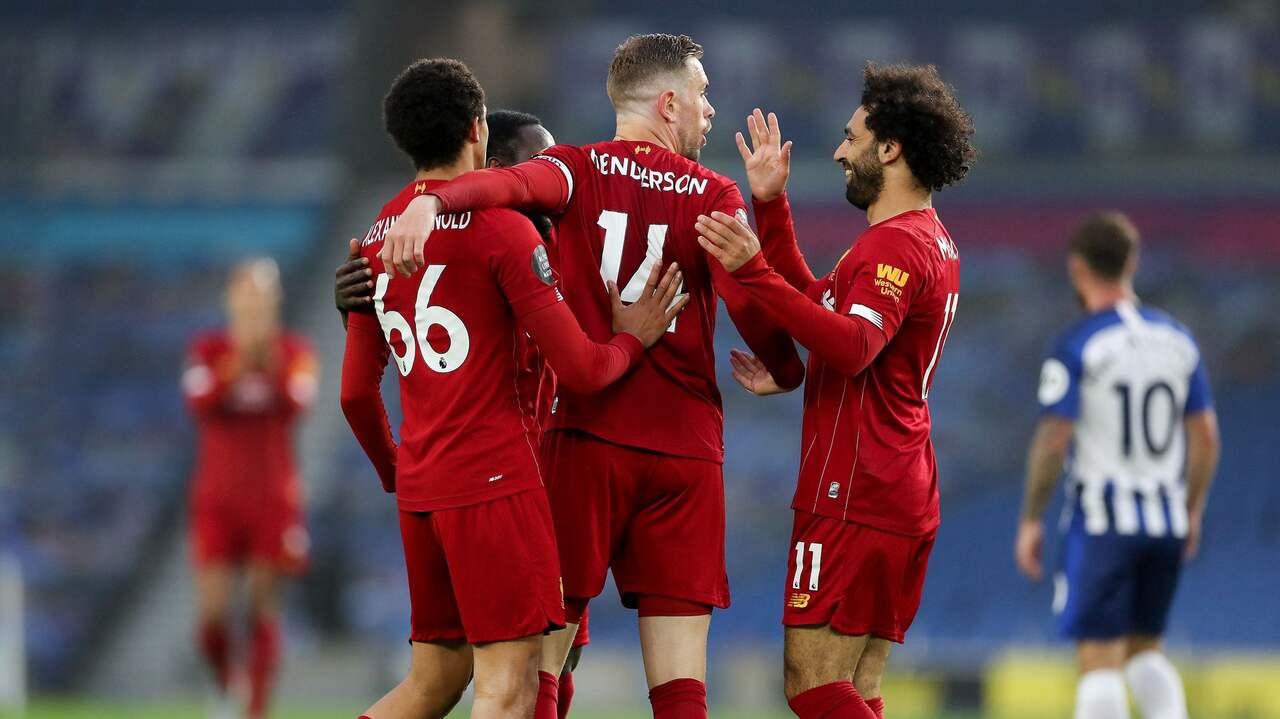 Liverpool vinner – trots att titeln redan är säkrad