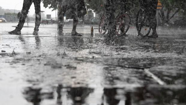 Dystert väderbesked inför helgen – fortsatt mulet runtom i lande