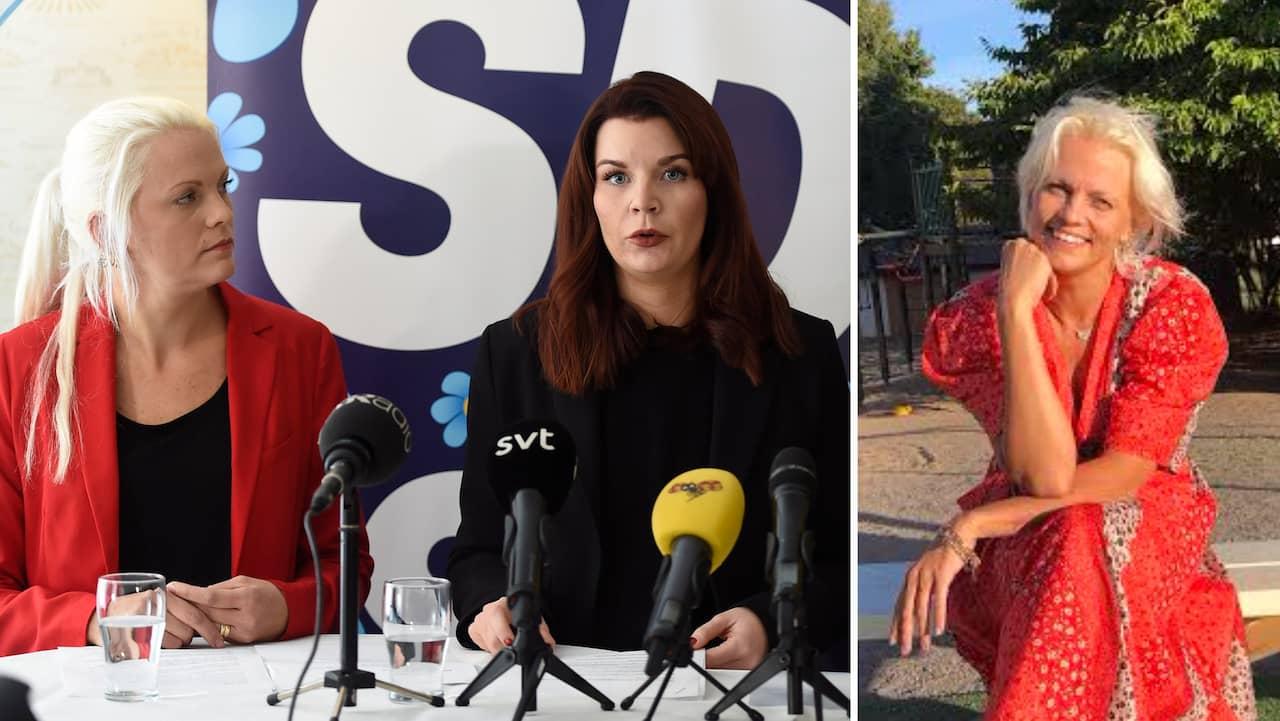 Emilie Pilthammar är tillbaka som politiker efter kontroversiella bilden