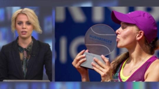 Johanna Larsson tog ny WTA-titel i Nürnberg