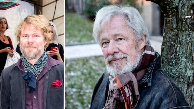 Sven Wollters son: Därför åkte pappa till Stockholm