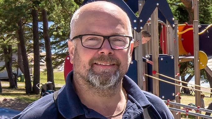 """Campingägaren Kjell K Grytfors blev hotad av asfaltsläggare: """"En av dem lovade att han skulle slå skiten ur mig"""". Foto: Hafsten resort"""