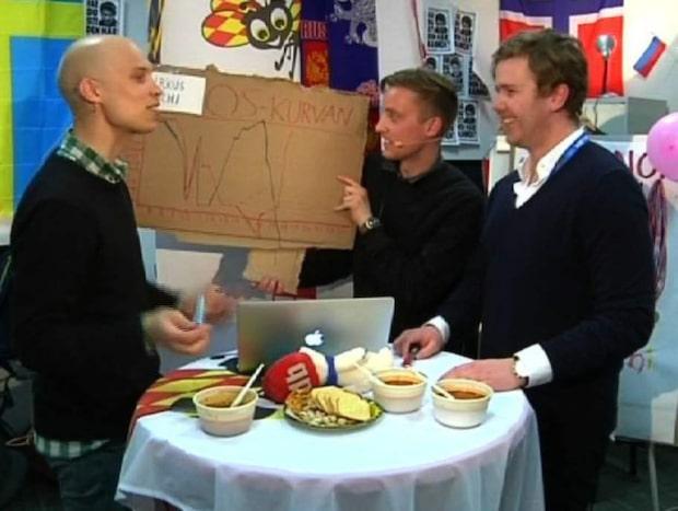 """Cirkus Sochi: """"Norska guldet ett skämt"""""""