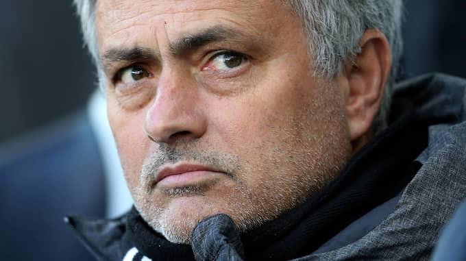 Mourinho kunde inte tro sina ögon mot Newcastle. Foto: SIMON MOORE / IMAGO/FOCUS IMAGES IMAGO SPORTFOTODIENST