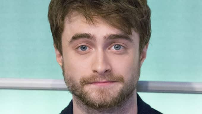 Daniel Radcliffe Foto: KEN MCKAY/ITV/REX / KEN MCKAY/ITV/REX REX FEATURES