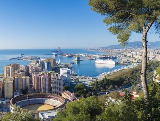Hamnstaden som förut bara var ett stopp på vägen till Costa del Sol har blivit trendig.