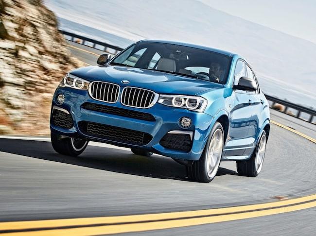 BMW vinner ronden köregenskaper.