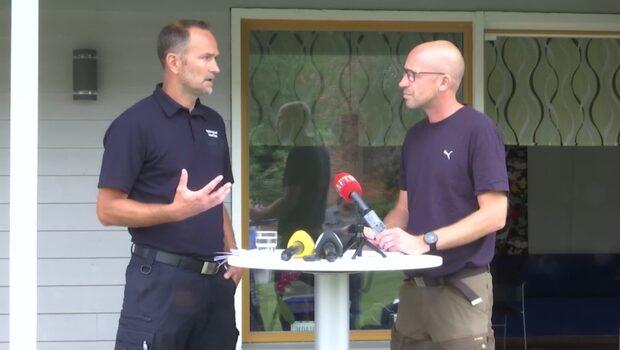 Räddningstjänsten i Ljusdal: Tre bränder inte under kontroll