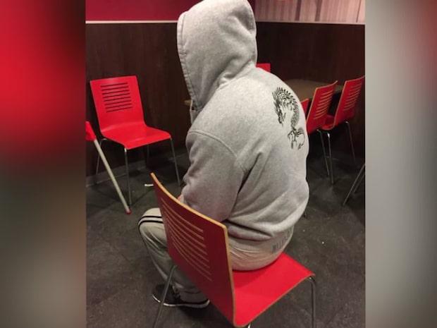 Terrormisstänkte 26-åringens egna ord om gripandet