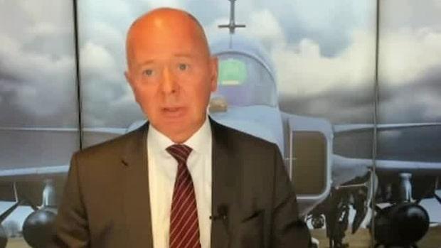 """Saabs vd: """"Otroligt positivt att ha kunnat slutföra kontrakt"""""""