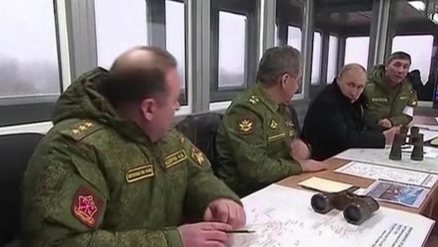 """Rädslan för Rysslands """"ostoppbara"""" robot"""