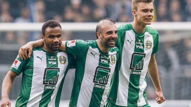 Highlights: Hammarby-Djurgården 3-1