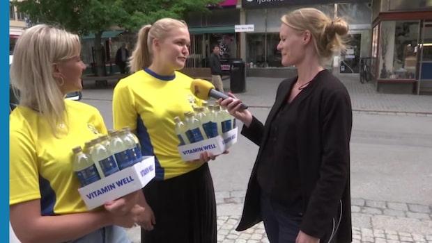 Folk på stan tippar Sveriges match
