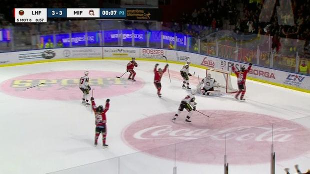 Höjdpunkter: Galna slutscener mellan Luleå och Malmö