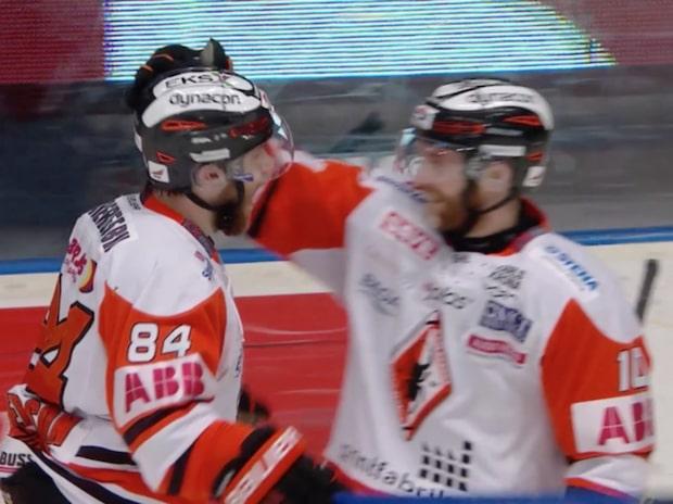 Karlskrona slog AIK – leder serien med 3-1