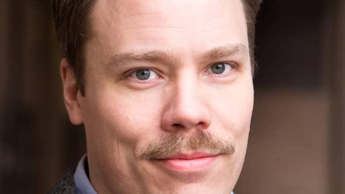 Daniel Bernmar (V), kommunalråd i Göteborg. Foto: PETER FALTPIHL