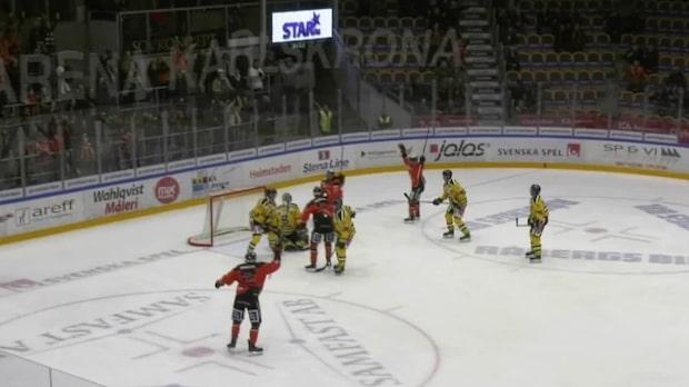 Höjdpunkter: Karlskrona-Södertälje SK