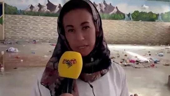 "Magda Gad: ""Hundratals blodiga skor i en hög"""