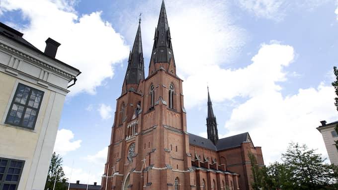 Uppsala domkyrka. Politiken ska inte styra religionen. Foto: SVEN LINDWALL