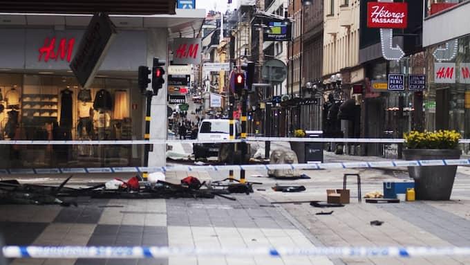 I samband med polisens insats mot mannen – som sen visade sig var oskyldig – var det nära att han sköts. Foto: Linnea Rheborg/Bildbyrån