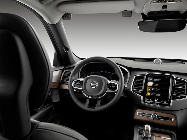 Volvo kommer inför kameror som filmar föraren – bland annat för att motverka rattonykterhet.