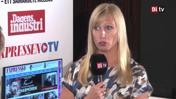 """Pernilla Arnrud Melin på AMF Pension: """"Nordiska marknaden har bra fundamente"""""""