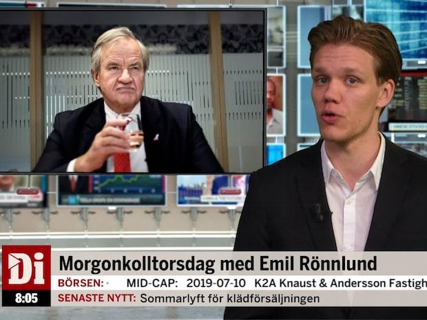 Di Morgonkoll – Norwegians vd avgår efter rapportsläpp